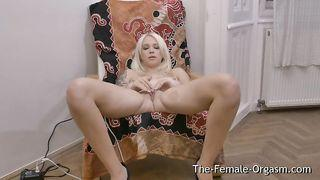 schreien masturbation frauen video